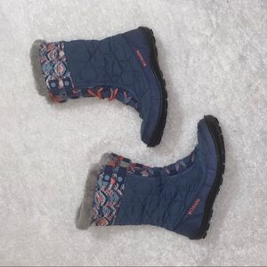 Columbia Omni-Grip Snow Boots 200 Grams Size 5